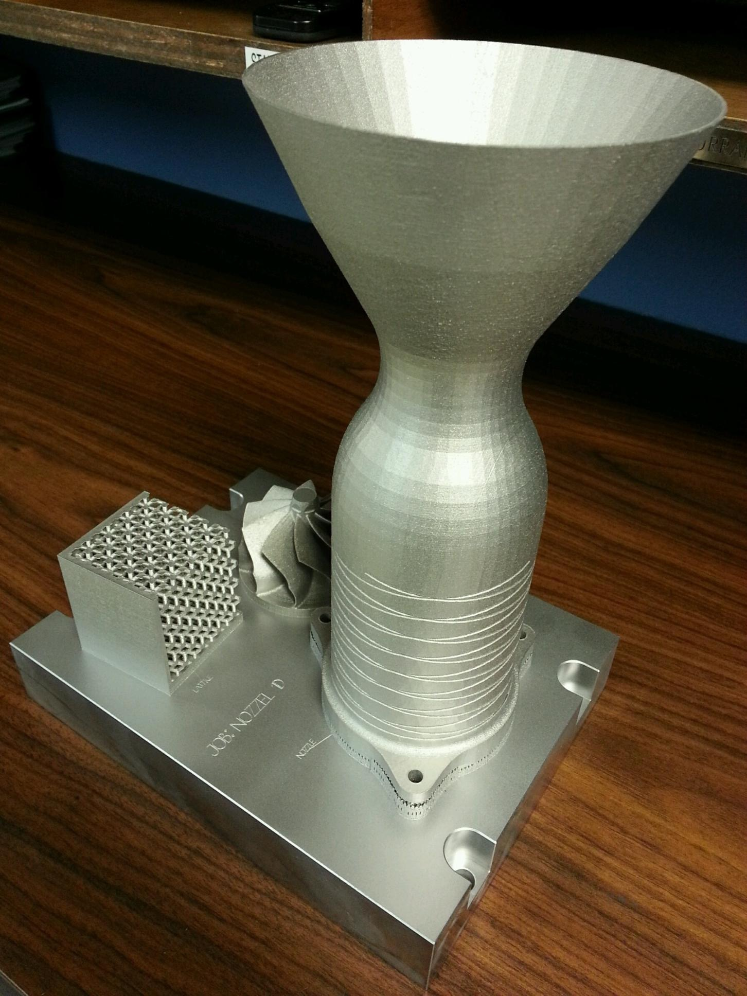 3d Metal Printing >> Need A 3D Metal Printing Service? Answer These 4 Essential Questions First - Metal Technology ...